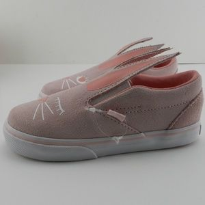 f86ff8311a1 Vans Shoes - Pink Bunny Van s Sneakers Shoes Easter Rabbit